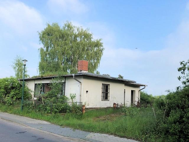 Grundstück mit Bungalow ca. 9 km südwestlich der Universitäts- und Hansestadt Greifswald und des Greifswalder Boddens