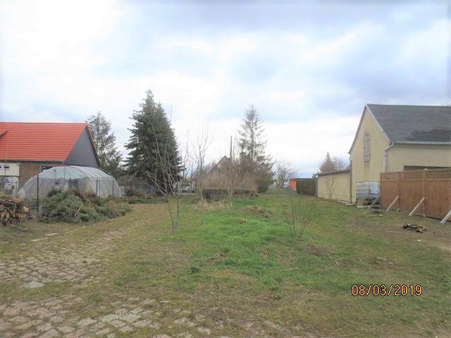 Baugrundstück ca. 22 km von der Hallenser Innenstadt entfernt