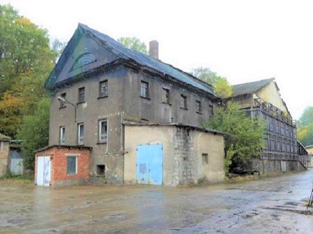 Historisches, ehemaliges Gießereigebäude der ´Rothehütte´ in Königshütte