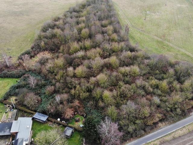 Grundstück in unmittelbarer Nähe zur südlichen Stadtgrenze von Wismar und der Ostsee ++ partielle Nutzung als Garten ++