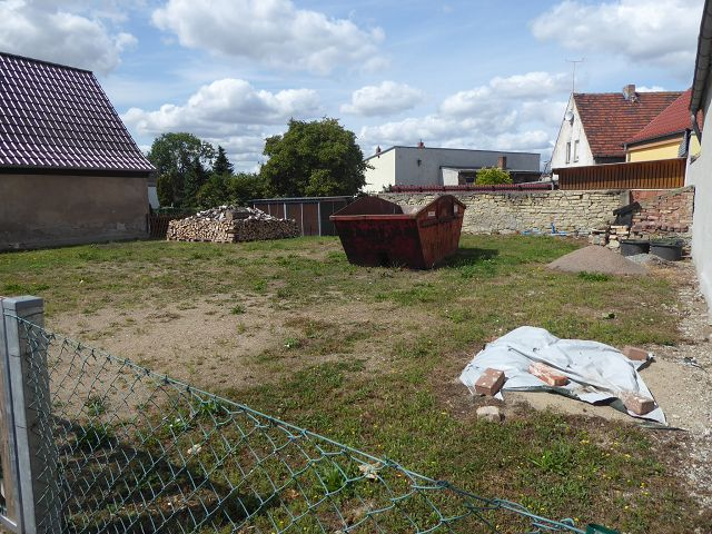 Baugrundstück in ruhiger Ortslage ca. 23 km bis zur Magdeburger Altstadt